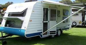 #1271 Compass 20' R/out awning & annxe walls free delivery Penrith Penrith Area Preview