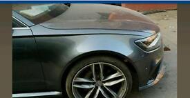 2014 AUDI RS6 S6 C7 4.0 TFSI BREAKING SPARE PARTS SALVAGE DOORS SUSPENSION