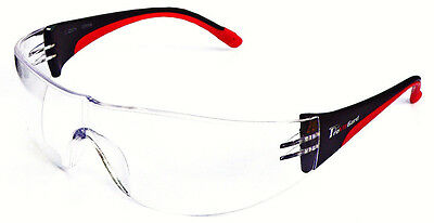 3 Pair 1700 2.5 Bifocal Reader Clear Safety Glasses