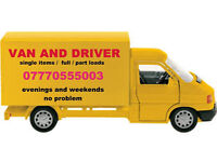 RELIABLE PICK UP AND DELIVERY SERVICE
