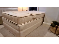 Single Bed and Mattres base
