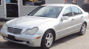 2002 Mercedes-Benz C-Class Classic Sedan