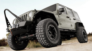 LIFT KIT PACKAGES - WHEELS, TIRES, SUSPENSION KITS