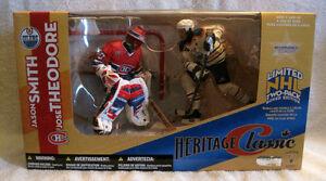 McFarlane Heritage Classic  Smith/Theodore 2-PACK
