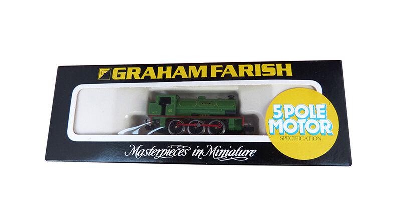 N Gauge Model Trains