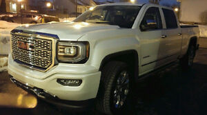 Transfert de location 2017 GMC Sierra 1500 Ultra Denali