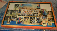 1983 Montreal Expos picture, mounted, ready to display