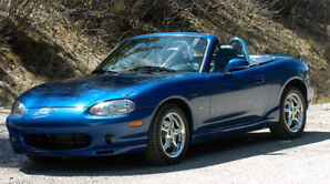 Immaculate 1999 Ltd Edition Mazda Miata