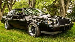 87 Buick Grand National for sale