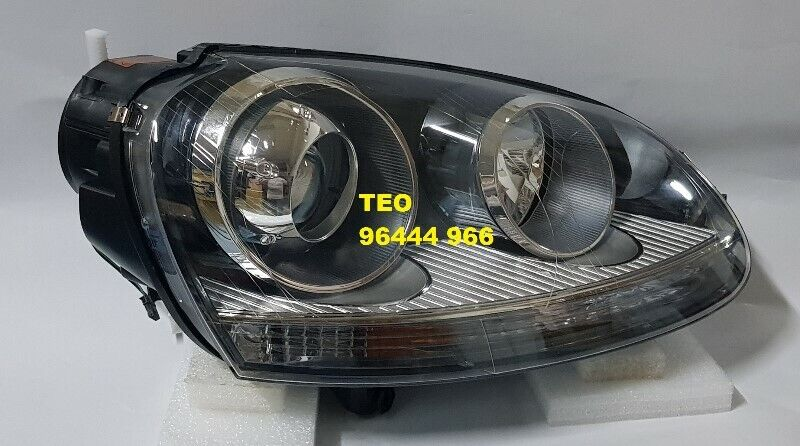 Volkswagen Golf 5 GTI '2003-2009 (MK5) Head Light / Head Lamp HID (New)
