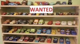 WANTED: Disney Pixar Cars