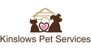 Kinslows Pet Services