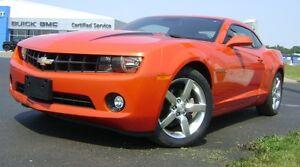 2010 Chevrolet Camaro 2LT Coupe (2 door)
