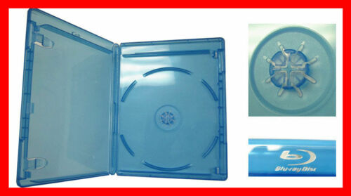 NEW! 25 Premium VIVA ELITE Single Disc Blu-ray Cases - Holds 1 Disc