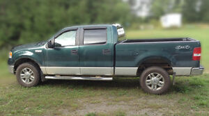 2007 Ford F-150 Extended Cab Truck 5.4 L