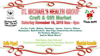 St. Michael's Health Group 6th Annual Craft & Gift Market