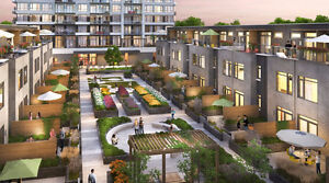 3 BR. Luxurious Brand New Town homes For Rent / Downtown Toronto