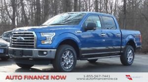 2015 Ford F-150 4WD SuperCrew 145""