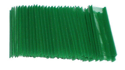 1000 Green 1 Clothing Garment Price Label Tagging Tagger Gun Barbs Fasterners