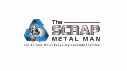 Wanted: THE SCRAP METAL MAN
