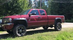 2005 duramax 6 speed standard