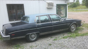 1980 Olds Ninety Eight. A true barn find! One owner.