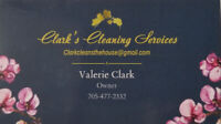 Clark's Cleaning Services- HOLIDAY PROMO check it out!!
