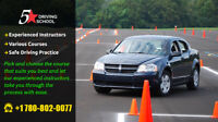 Pass Road Test - Discounts on Lessons - Approved Instructors.