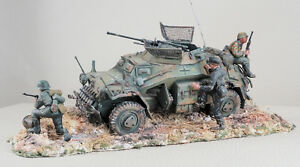 Hand Built Military Tank and Amoured Vehicle Models London Ontario image 6