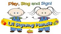 Mommy & Me - Play, Sing & Sign!