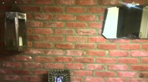 FAUX BRICKS  (pick up in Yarmouth)