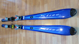 SALOMON 175 CM Skis with bindings