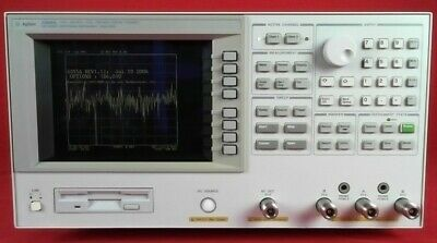 Hp - Agilent - Keysight 4395a Rf Network Spectrum Impedance Analyzer