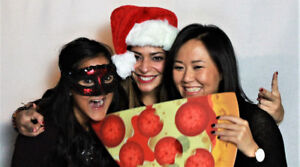 Snap at 6ix Photo booth Co.  Starting at only $115per hour!