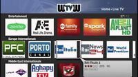 WOWTV SERVICE FOR 1 YEAR 125$ FOR ROKU MAG250,254 LAST DAY!!!