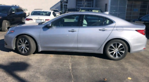 2015 Acura tlx low kms 49000km