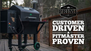 Green Mountain Grills /  In Stock Now /GMG PRIME