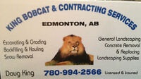 King Bobcat & Contracting Services