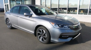 SUBLEASE 2016 Honda Accord Sedan monthly $359 with incentives