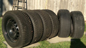 Volvo Tires Used