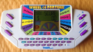 %%REDUCED%% Wheel of Fortune Handheld Game