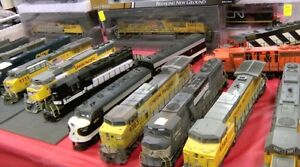 Mar. 19th Kitchener Model Train Show- Vendors Buying London Ontario image 6