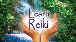 Learn Reiki Level 1 PLUS have a 45 min Salt Cave Session!