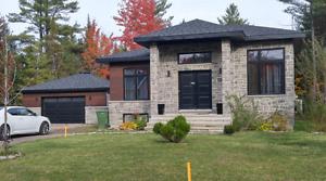 Maison à vendre, bungalow avec garage double à Saint-Jérôme, St