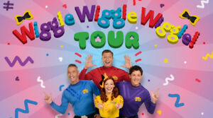 The Wiggles Concert Tickets