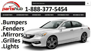 New OE Replacement Auto Body Parts- Honda Civic Accord Pilot CRV