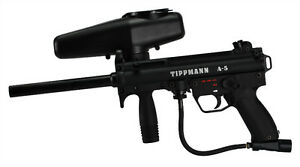 PAINTBALL Tippman A5 (E-Grip)
