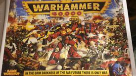 Warhammer 40k 2nd Edition Starter Set