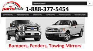 Auto Body Replacement Parts- Bumpers, Fenders, Mirrors, Hoods