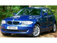 2011 BMW 1 Series 2.0 116d ES Sports Hatch 5dr